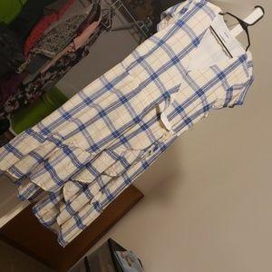 Old navy mock wrap dress